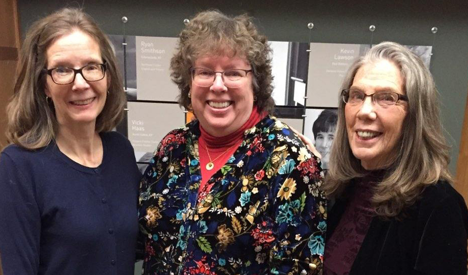 Photo taked at 2018 first night saratoga performance, with Siri Allison and Christie Keegan