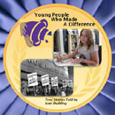 picture of cover of Kate Dudding's CD Young People Who Made a Difference