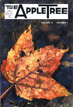 photo of cover of the journal The Apple Tree