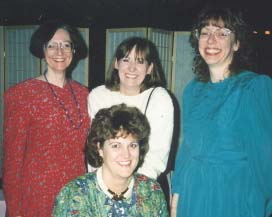 Cathy, Cathy, Kathie and Kate